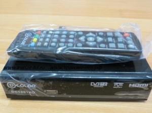 Dcolor dc 1001 HD- аппарат , общий вид .