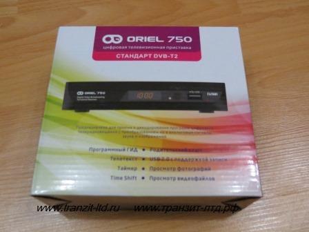 oriel750 - упаковка ,общий вид
