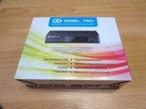 Oriel 790 - внешняя упаковка общий вид