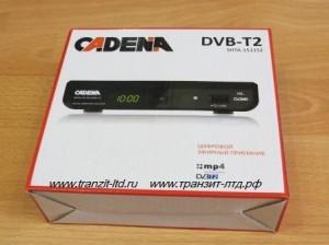 Cadena SHTA-1511S2 - упаковка общий вид , главная сторона
