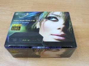 GM Mania3HD-упаковка общий вид