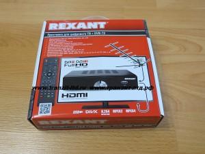 Rexant 35 0001 видео обзор