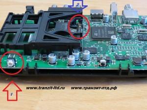 GS B210 - возможные проблемы приемника