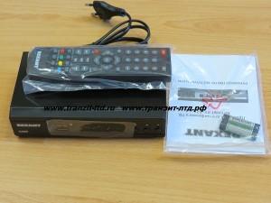 Rexant rx 521 видео обзор приемника