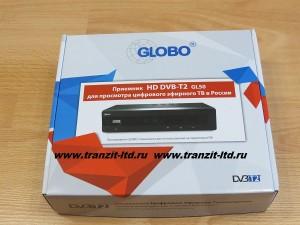 Globo Gl 50 общий обзор приемника