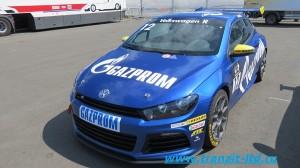 Volkswagen Scirocco выбирай , газпром генеральный спонсор
