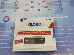 приемник Globo GL30 - 01