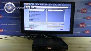 GS 8300 прошивка 1.2.424 , поиск телеканалов