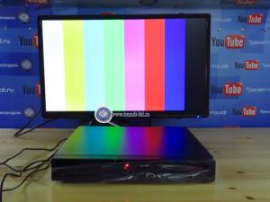 5116LM видеорегистратор , прибор подключен и начинает работать.